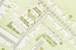 Rodekruislei Lageweg sociale huisvesting OM/AR architecten contextueel bouwen