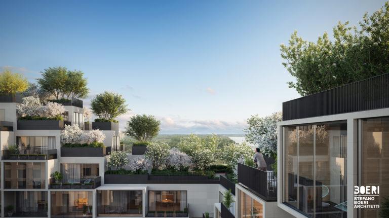B20 i.s.m. Stefano Boeri Architetti Triple Living Nieuw Zuid
