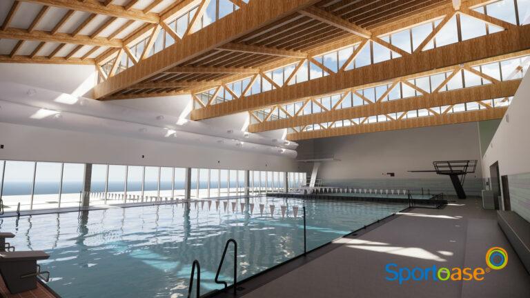zwembad sportoase Groot Schijn Ruggeveld
